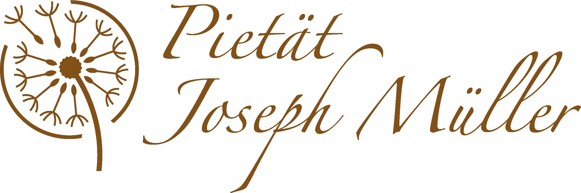 Pietaet Joseph Müller Logo
